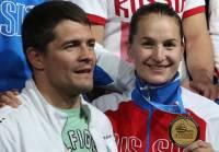 В семье олимпийских чемпионов Великой и Мишина родилась дочь