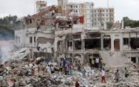 В Могадишо число жертв взрыва превысило 300 человек