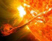 Ученые из Гарварда предсказали смертоносную вспышку на Солнце