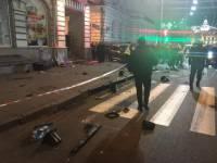 Внедорожник, врезавшийся в людей в Харькове, участвовал в уличных гонках