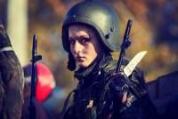 СМИ: В Донецке от пули украинского снайпера погибла подруга Гиви