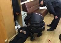 Напавшего на ведущую «Эха Москвы» обследуют психиатры