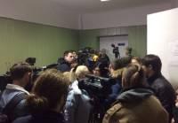 В Киеве задержаны националисты, блокировавшие здание суда
