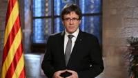 Пучдемон призвал народ Каталонии к демократическому сопротивлению