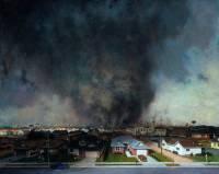 Ростуризм посоветовал россиянам в Европе не выходить из дома из-за урагана
