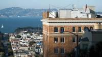 Опубликовано фото и видео взлома генконсульства РФ в Сан-Франциско