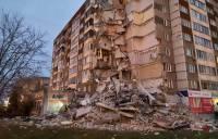 В Ижевске до 4 человек возросло число жертв обрушения дома