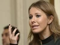 В Петербурге освистали Ксению Собчак, выступавшую на митинге