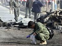 В Кабуле 10 человек погибли в результате взрыва
