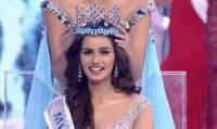 Титул «Мисс Мира-2017» присудили 20-летней индианке