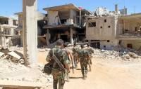 В Сирии при подрыве фугаса ранены российские журналисты и военные