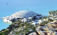 В Абу-Даби открыт крупнейший филиал Лувра
