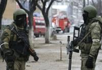 НАК опубликовал кадры с места ликвидации трех боевиков в Дагестане