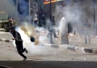 В столкновениях с израильскими силовиками пострадали не менее 20 палестинцев