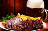 Украина стала главным импортером пива и мяса из России