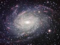 Следы темной материи нашли ученые в галактике Андромеды