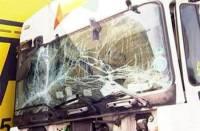 Под Волгоградом перевернулся автобус с группой паломников, есть раненые