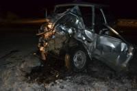 В Подмосковье 4 человека стали жертвами лобового столкновения двух иномарок