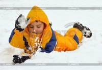 В Уфе под завалами снега погиб ребенок