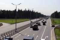 Медведев сделал платным участок трассы М-3 «Украина»