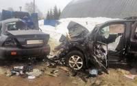 Под Челябинском четверо мужчин погибли при лобовом столкновении двух автомобилей ВАЗ