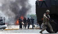В Афганистане неизвестные атаковали военный аэродром