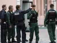 На западе ФРГ вооруженный мужчина удерживает заложников в банке