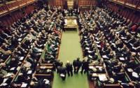 Британский парламент призывает МИД к началу диалога с Москвой