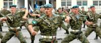 В Крыму начались масштабные учения ВДВ