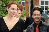 Биологический отец старшего сына Джоли заявил, что намерен вернуть ребенка