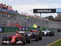 "Пилот ""Феррари""  выиграл Гран-При Австралии ""Формулы-1"""