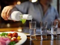 В России производство водки  в январе выросло на 66%