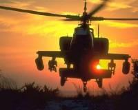 В Японии разбился вертолет с пожарными