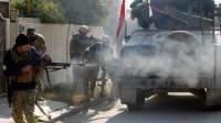 В иракском Мосуле силовики заняли здания нескольких госучреждений