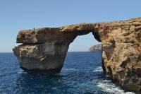 На Мальте рухнула арка Лазурное окно, включенная во Всемирное наследие ЮНЕСКО