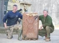 Золото на сумму $2,5 млн нашел британский коллекционер в советском танке