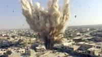 США опровергли нанесение удара по складам с химическим оружием в Сирии