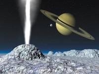 НАСА: На спутнике Сатурна есть условия для зарождения жизни
