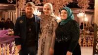 Старшая дочь Рамзана Кадырова вышла замуж за сына его одноклассника