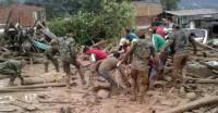 В Колумбии из-за схода селевого потока погибли 254 человека