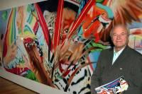 В США скончался один из самых ярких представителей поп-арта Джеймс Розенквист
