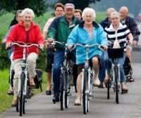 Ученые рассказали насколько полезны поездки на велосипеде