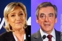 Из-за стрельбы в Париже Фийон и Ле Пен отменили предвыборные поездки