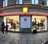 В Санкт-Петербурге открылся первый официальный монобрендовый магазин Xiaomi