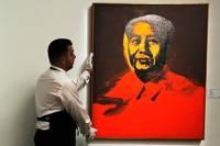 Созданный Уорхолом портрет Мао Цзэдуна ушел с молотка за 12,6 млн долларов