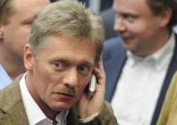 Песков опроверг информацию о том, что Путина не пустили в зону взрывов