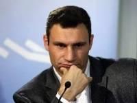 В Киеве собирают подписи за отставку Кличко