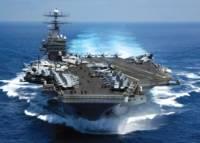 Американский авианосец с ударной группой отправится к берегам Корейского полуострова