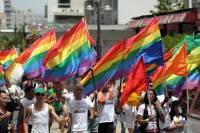 Полиция Петербурга задержала ЛГБТ-активистов, протестовавших против преследования геев в Чечне