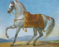 В Великобритании найдено копыто коня Наполеона
